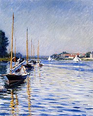 Gustave Caillebotte - Boats on the Seine.jpg