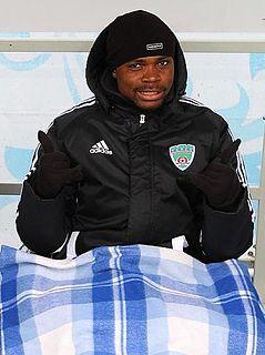 Guy Stéphane Essame Cameroonian footballer
