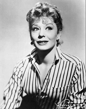 Gwen Verdon - Verdon in 1954