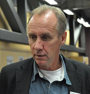 English: Håkan Nesser på Bokmässan i Göteborg 2011