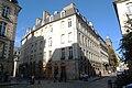 Hôtel de Blossac - Angle de la rue du chapitre et de la rue de Montfort.JPG