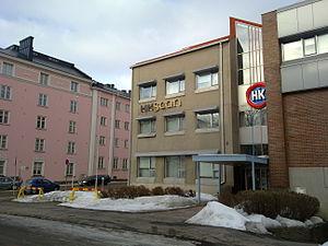 HKScan - HKScan corporate HQ in Turku, Finland.