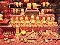 HK 尖沙咀 TST 彌敦道 Nathan Road 海防道 53-55 Haiphong Road 海防大廈 Hai Phong Mansion shop 六福珠寶 Luk Fook Jewellery window display goldsmith August 2021 SS2 008.jpg