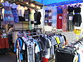 HK CWB Jardine's Crescent morning outdoor market stall women clothing Aug-2012.JPG