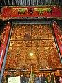 HK Hung Hom 紅磡 差館里 Station Lane 觀音廟 Kwun Yam Temple interior sign Mar-2013.JPG