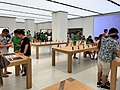 HK Kwun Tong aPM shop Apple Store interior May 2017 iPhone 04.jpg