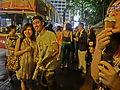 HK TST night 海防道 Haiphong Road 重口味 Hardcore Comedy 關楚耀 Kelvin Kwan Aug-2013.JPG