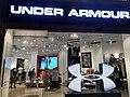 HK WC 灣仔 Wan Chai 莊士敦道 Johnston Road shop Under Armour clothing May 2020 SS2.jpg