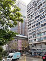 HK tram 148 view Sai Ying Pun Des Voeux Road West near Whitty Street October 2020 SS2 01.jpg