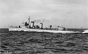 HMS Göteborg (J5)