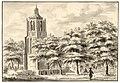 HUA-200569-Gezicht in Houten met de toren van de Nederlands Hervormde kerk.jpg
