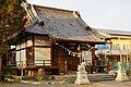 Haiden of Iitama-jinja (Shiraishi, Fujioka).jpg