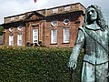 Hale manor and Childe of Hale statue.jpg