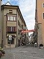 Hall in Tirol, straatzicht Rosengasse foto5 2012-08-09 16.23.jpg