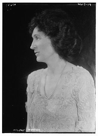 Hallie Erminie Rives - Rives in 1918