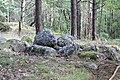 Hallunda gårds gravfält 2012 - stensättning 1.JPG