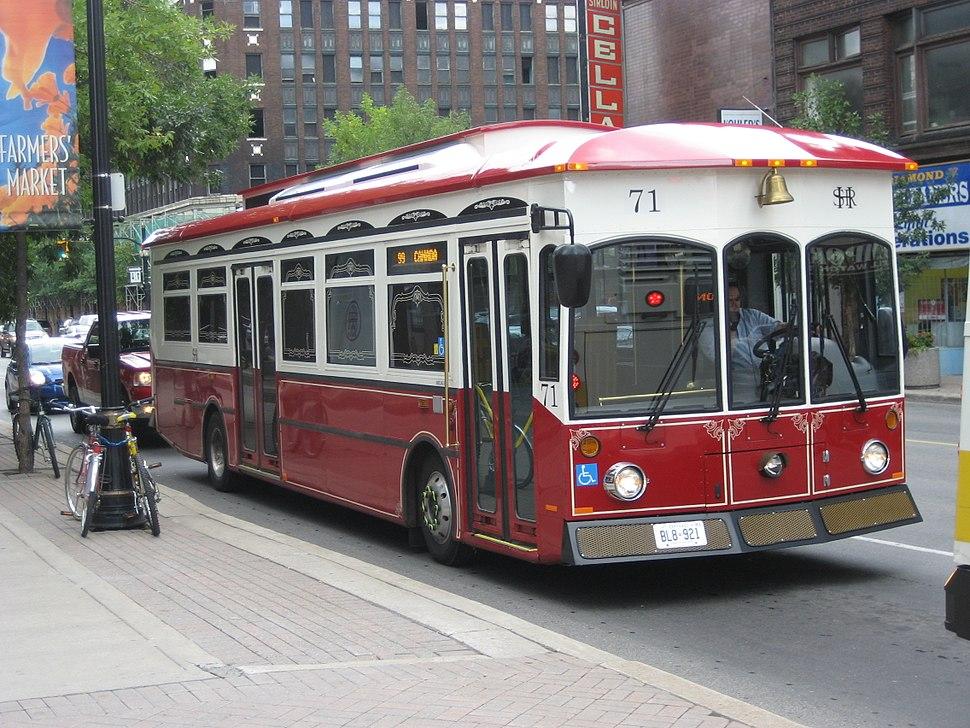 Hamilton Trolley Bus, Waterfront Shuttle