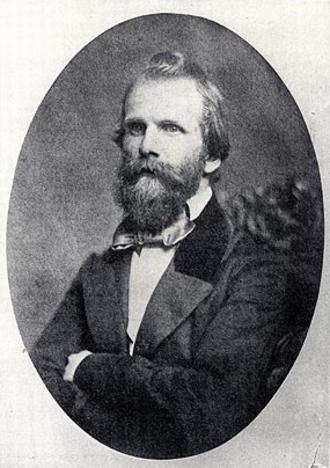 Hammatt Billings - Portrait of Hammatt Billings
