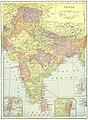 Hammond's Map of India, 1904.jpg