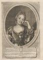 Hanna Krystyna Radzivił (Lubamirskaja). Ганна Крыстына Радзівіл (Любамірская) (H. Lajbovič, 1758).jpg