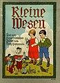Hans Bötticher (Joachim Ringelnatz) & Fritz Petersen - Kleine Wesen.jpg