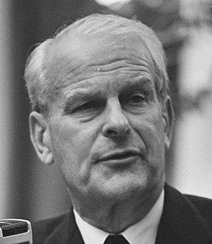 Hans de Koster - Hans de Koster in 1975