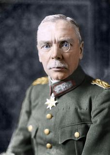 Hans von Seeckt German general