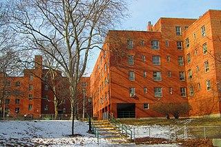 Harlem River Houses Public housing development in Manhattan