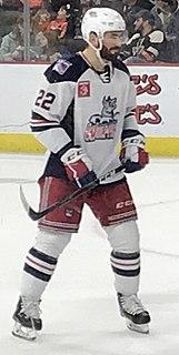 Nick Ebert American ice hockey player