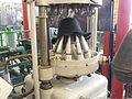 Hat museum Shaping and Blocking Machinery machinery 6494.JPG