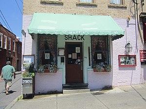 Hattie Moseley Austin - Hattie's Chicken Shack, 45 Phila Street, in 2013