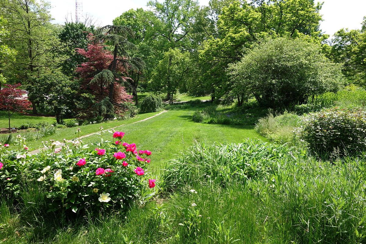 hauck botanic gardens wikipedia