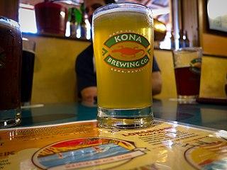 Hawaiian brewery