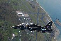Hawk Aircraft over RAF Valley MOD 45151330.jpg
