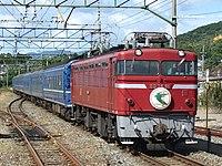 Hayabusa-limited-express konoha 1.jpg