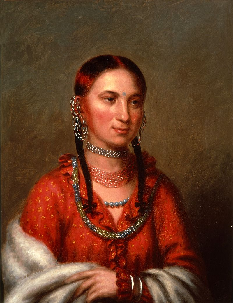 Hayne Hudjihini - Eagle of Delight - by Charles Bird King, c1822.jpg