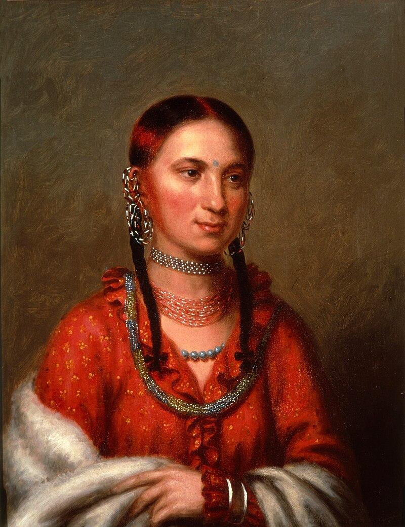 Hayne Hudjihini - Eagle of Delight - by Charles Bird King, c1822.jpg