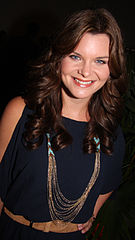 Heather Tom w czerwcu 2009