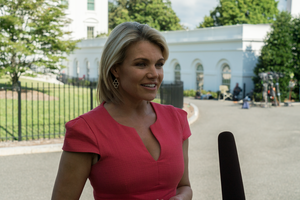 Heather Nauert - Nauert attends Regional Media Day at the White House on July 25, 2017