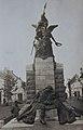 Heldenmonument Zottegem (historische prentbriefkaart) 04.jpg