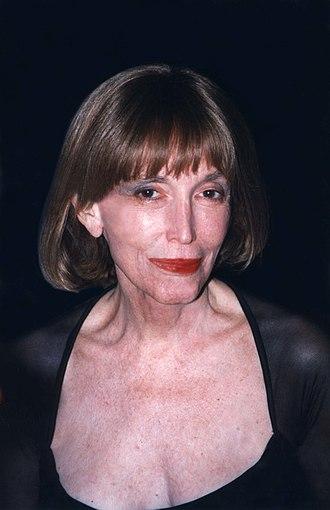 Helen Gurley Brown - Image: Helen Gurley Brown 1996