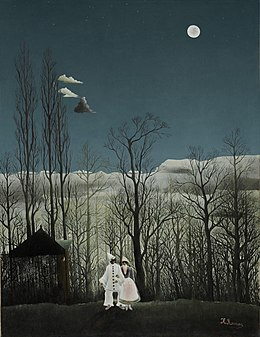 Henri-Julien-Félix Rousseau, French - Carnival Evening - Google Art Project.jpg