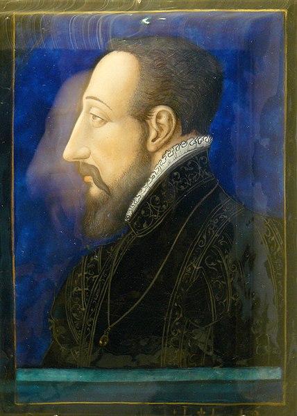 File:Henri II, roi de France - Léonard Limosin (Louvre, OA 7548).jpg