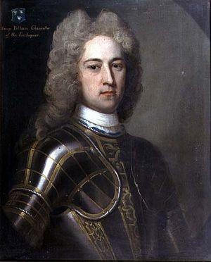 Henry Pelham - Pelham, c. 1720