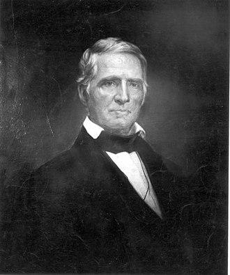Ste. Genevieve, Missouri - Image: Henry Dodge portrait