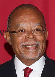 Public academic Henry Louis Gates Jr. sits on the board. Henry Louis Gates (14305391283) (cropped).jpg