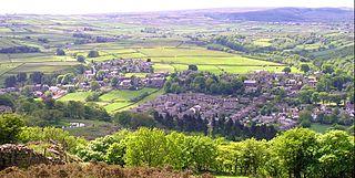 Hepworth, West Yorkshire village in West Yorkshire, UK
