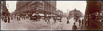Herald Square - Image: Herald Square, New York c 1907 LC USZ62 13195