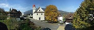 Lauerz - Image: Herbst in Lauerz