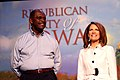 Herman Cain & Michele Bachmann (6065139906).jpg